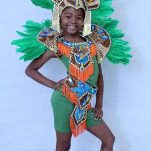 Children's Individual Carnival Costume