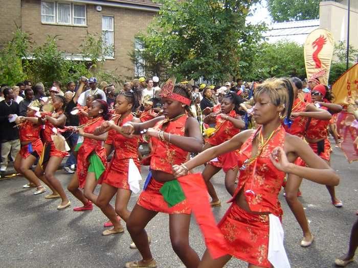 Carnival Monday 2006